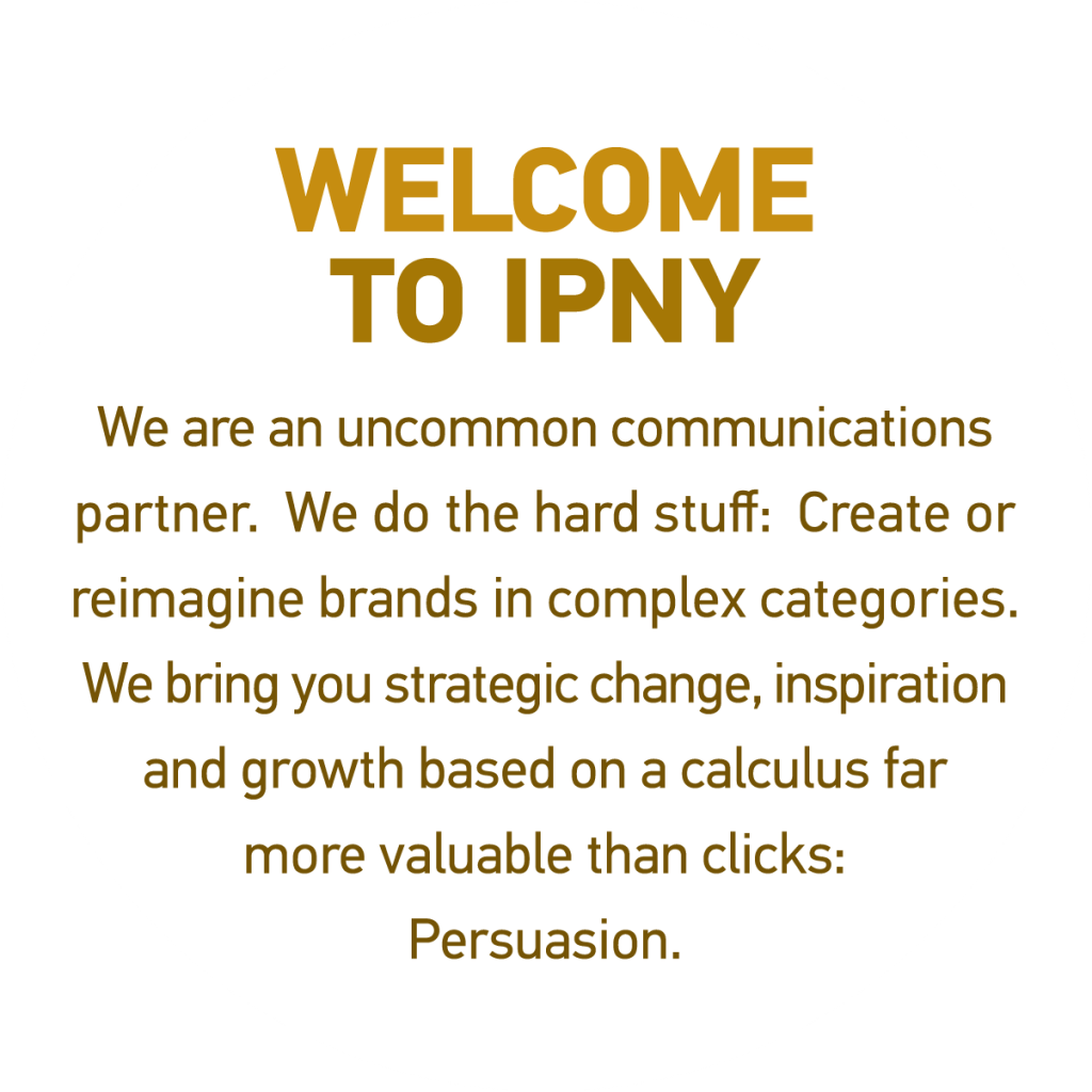 Welcome to IPNY
